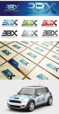 Logo # 413535 voor 3BX innovaties op basis van functionele behoeftes wedstrijd
