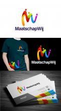 Logo # 349986 voor MaatschapWij wedstrijd