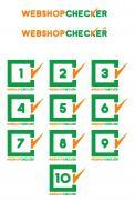 Logo design # 1095907 for WebshopChecker nl Widget contest