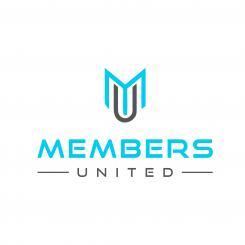 Logo design # 1126363 for MembersUnited contest