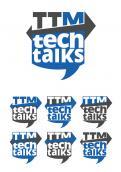 Logo # 430963 voor Logo TTM TECH TALKS wedstrijd