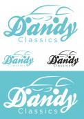 Logo # 390760 voor Logo voor handelsbedrijf in klassieke auto's wedstrijd