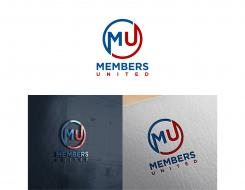 Logo design # 1126460 for MembersUnited contest