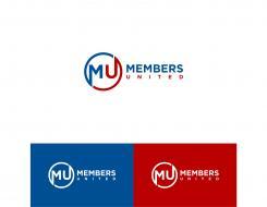 Logo design # 1126462 for MembersUnited contest