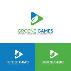 Logo # 1212497 voor Ontwerp een leuk logo voor duurzame games! wedstrijd