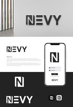 Logo # 1235204 voor Logo voor kwalitatief   luxe fotocamera statieven merk Nevy wedstrijd