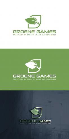 Logo # 1222477 voor Ontwerp een leuk logo voor duurzame games! wedstrijd