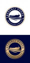Logo # 983623 voor Modern  luxe logo voor rondvaartboot amsterdam wedstrijd