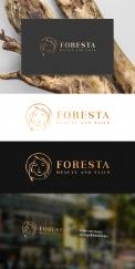 Logo # 1147645 voor Logo voor Foresta Beauty and Nails  schoonheids  en nagelsalon  wedstrijd