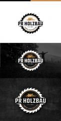 Logo  # 1162494 für Logo fur das Holzbauunternehmen  PR Holzbau GmbH  Wettbewerb