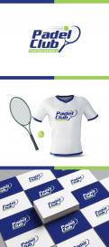 Logo # 1154871 voor Logo voor onze nieuwe Padel Club op ons Tenniscomplex wedstrijd