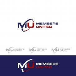 Logo design # 1126991 for MembersUnited contest