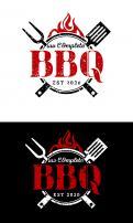 Logo # 1088469 voor Ontwerp een tof logo voor een barbeque en buffet site wedstrijd