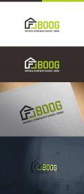 Logo  # 1179458 für Neues Logo fur  F  BOOG IMMOBILIENBEWERTUNGEN GMBH Wettbewerb