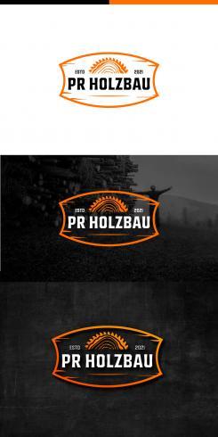 Logo  # 1167726 für Logo fur das Holzbauunternehmen  PR Holzbau GmbH  Wettbewerb