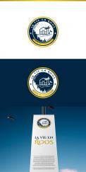 Logo # 1140854 voor Ontwerp een romantisch  grafisch logo voor B B La Vie en Roos wedstrijd