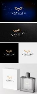 Logo design # 1137846 for MODERN AND BEAUTIFUL LOGO FOR AN ONLINE RETAILER IN COSMETICS AND PERFUMES contest
