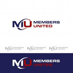 Logo design # 1127023 for MembersUnited contest