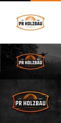 Logo  # 1166452 für Logo fur das Holzbauunternehmen  PR Holzbau GmbH  Wettbewerb