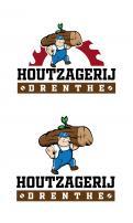 Logo # 1032230 voor Ontwerp een logo voor mijn nieuw bedrijf  Bosbouw c q  Houtzagerij  wedstrijd