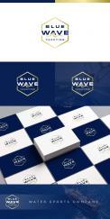 Logo # 1131651 voor Ontwerp een logo voor een watersportbedrijf wedstrijd