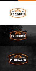 Logo  # 1167769 für Logo fur das Holzbauunternehmen  PR Holzbau GmbH  Wettbewerb