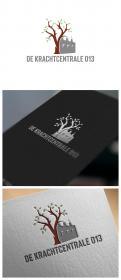 Logo # 975562 voor ontwerp een hedendaags  vrolijk  met knipoog  en sociaal logo voor onze stichting De Krachtcentrale 013 wedstrijd