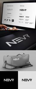 Logo # 1235085 voor Logo voor kwalitatief   luxe fotocamera statieven merk Nevy wedstrijd