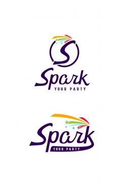 Logo design # 1185843 for Logo for Spark  Theme boxes for party's contest