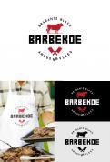 Logo # 1191162 voor Een logo voor een bedrijf dat black angus  barbecue  vleespakketten gaat verkopen wedstrijd