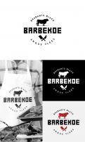 Logo # 1190365 voor Een logo voor een bedrijf dat black angus  barbecue  vleespakketten gaat verkopen wedstrijd