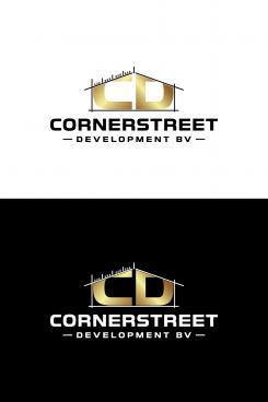 Logo # 1109612 voor Ontwerp een stoer logo voor een ontwikkelaar in logistiek vastgoed wedstrijd