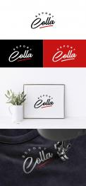 Logo design # 1188063 for Design a minimalist fresh logo for a new sustainable  scented candles   clothing  brand! contest