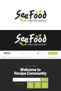 Logo  # 1180541 für Logo SeeFood Wettbewerb