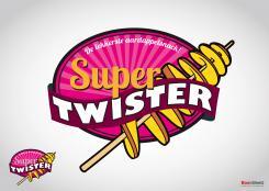 Logo # 393904 voor Ontwerp een hip logo voor de nieuwste aardappelsnack genaamd Super Twister wedstrijd