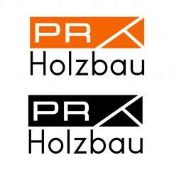 Logo  # 1160697 für Logo fur das Holzbauunternehmen  PR Holzbau GmbH  Wettbewerb