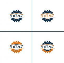 Logo  # 1167306 für Logo fur das Holzbauunternehmen  PR Holzbau GmbH  Wettbewerb