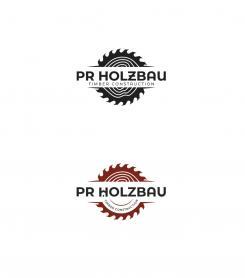 Logo  # 1166625 für Logo fur das Holzbauunternehmen  PR Holzbau GmbH  Wettbewerb