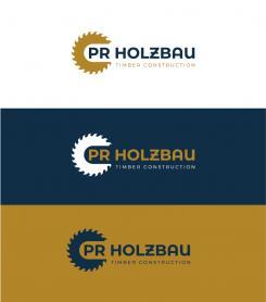 Logo  # 1165881 für Logo fur das Holzbauunternehmen  PR Holzbau GmbH  Wettbewerb
