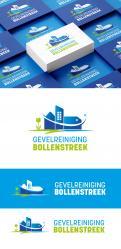 Logo # 1065819 voor het bedrijfs naam is Gevelreiniging Bollenstreek E O  wedstrijd