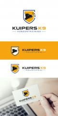 Logo design # 1207169 for Design an unic logo for my company   Kuipers K9    specialized in dogtraining contest