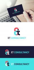 Logo # 1050876 voor Logo voor consultancy advies bureau 'E T  Consultancy' wedstrijd