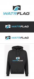 Logo design # 1204509 for logo for water sports equipment brand  Watrflag contest
