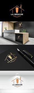 Logo design # 1217918 for LOGO  La Broche Maison  contest
