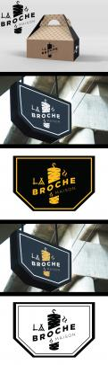 Logo design # 1218338 for LOGO  La Broche Maison  contest
