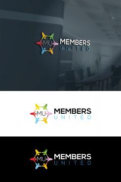 Logo design # 1122395 for MembersUnited contest