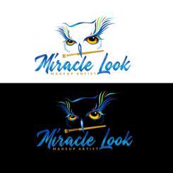 Logo  # 1096018 für junge Makeup Artistin benotigt kreatives Logo fur self branding Wettbewerb