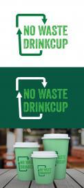 Logo # 1154894 voor No waste  Drink Cup wedstrijd