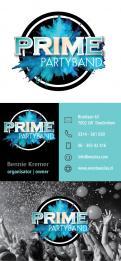 Logo # 958402 voor Logo voor partyband  PRIME  wedstrijd