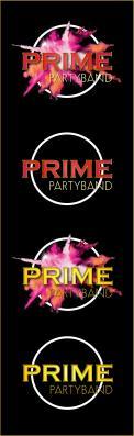 Logo # 960743 voor Logo voor partyband  PRIME  wedstrijd